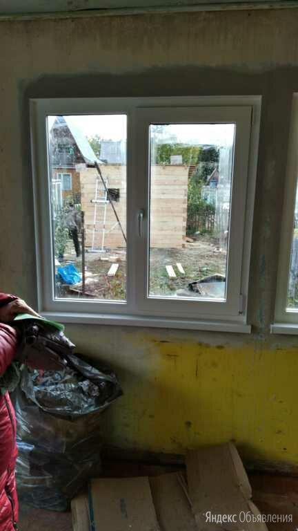 Окно двустворчатое под ключ Exprof 5 камерное в панельном 9,10 этажном доме по цене 16664₽ - Окна, фото 0