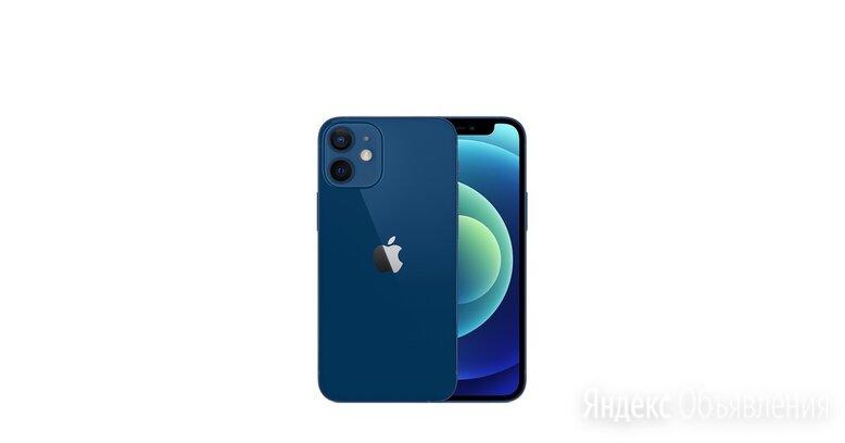 iPhone 12 mini 128 Gb Pasific Blue Новый Ростест по цене 59990₽ - Мобильные телефоны, фото 0