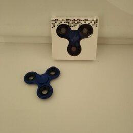 Игрушки-антистресс - Спиннер синий , 0