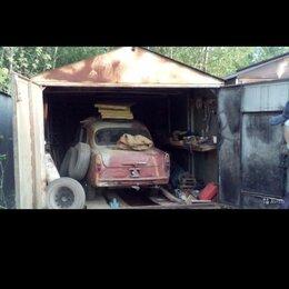 Готовые строения - Металлический гараж 3 на 6, 0