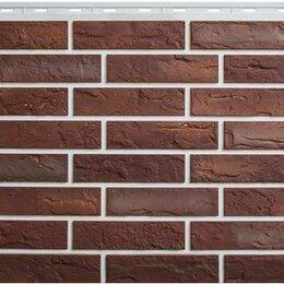 Фасадные панели - Фасадные панели КИРПИЧ РИЖСКИЙ, 0
