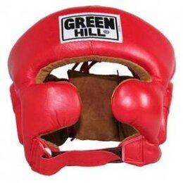 Спортивная защита - Шлем боксерский GREEN HILL DEFENCE HGD-4026..., 0