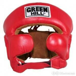 Шлем боксерский GREEN HILL DEFENCE HGD-4026... по цене 4900₽ - Аксессуары и принадлежности, фото 0