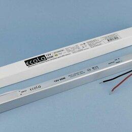 Светодиодные ленты - Блок питания для светодиодной ленты 12В 60Вт IP20, 0