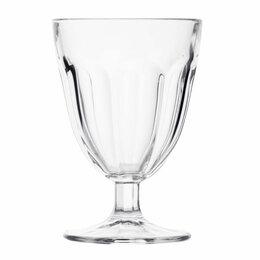 Одноразовая посуда - Набор стаканов на ножке - LUMINARC E5069 Набор стаканов на ножке РОМАН 140мл ..., 0