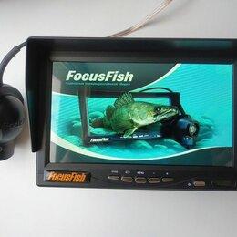 Эхолоты и комплектующие - Камера FocusFish AHD Sony 2022 для рыбалки, 0
