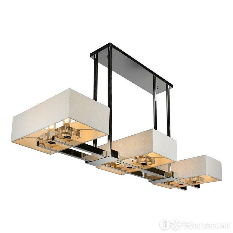 Подвесная люстра iLamp Play CJ0106 CR по цене 54890₽ - Люстры и потолочные светильники, фото 0