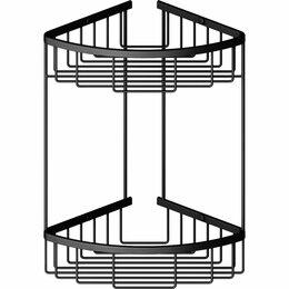 Полки, шкафчики, этажерки - Двойная угловая полка Timo Saona, 0