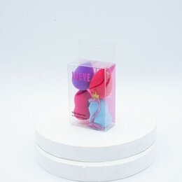 Средства для интимной гигиены - Набор маленьких спонжей для консилера (4 шт), 0