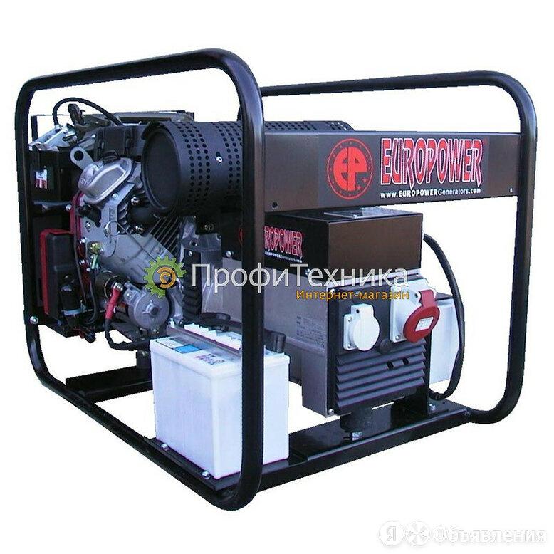 Генератор бензиновый Europower EP 10000 Е по цене 329990₽ - Насосы и комплектующие, фото 0