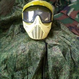 Спортивная защита - Судейская маска, 0