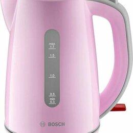 Электрочайники и термопоты - Чайник Bosch TWK7500K, 0