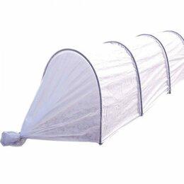 Парники и дуги - парник с укрытием дачник 4 секции, 4м, 0