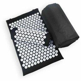 Другие массажеры - Аппликатор Кузнецова  коврик акупунктурный / Игольчатый + подушка + сумка , 0