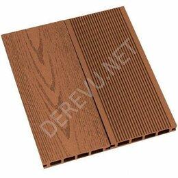 Древесно-плитные материалы - Террасная доска  CM Decking natur , рябина, 0