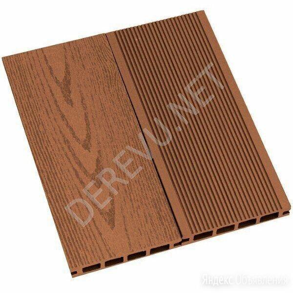 Террасная доска  CM Decking natur , рябина по цене 1350₽ - Древесно-плитные материалы, фото 0