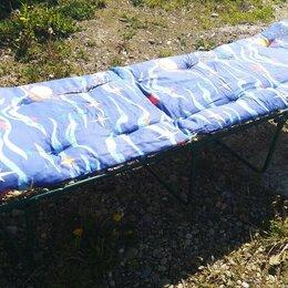 Раскладушки - Кровать-кресло (раскладушка) ИЯУБ 18.03 «Лира», 0