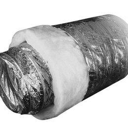 Тепловые насосы - Воздуховод теплоизолированный Ballu Machine ISOBFA 203 мм х 10 м, 0