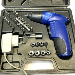 Аккумуляторные отвертки - Аккумуляторная отвертка Sterlingg ST-10058, 0