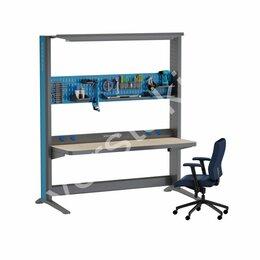 Мебель для учреждений - Рабочее место KronVuz Pro WP 3000-LS, 0