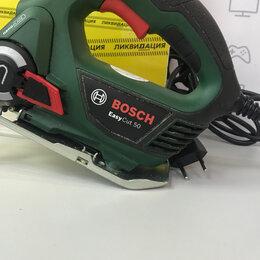 Лобзики - Электролобзик Bosch EasyCut 50, 0