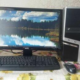 Настольные компьютеры - Intel Core i3-3.3 Ггц, память 4 Гб, диск 500 Гб, 0