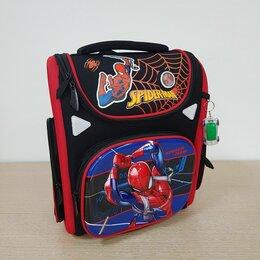 Рюкзаки, ранцы, сумки - Рюкзак школьный для мальчика ортопедический новый, 0