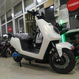 Мото- и электротранспорт - Электроскутер GreenCamel Инфинити (72V 1500W R10), 0
