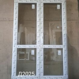 Готовые конструкции - Дверь пластиковая пвх бу 2030(в)*1360(ш), 0