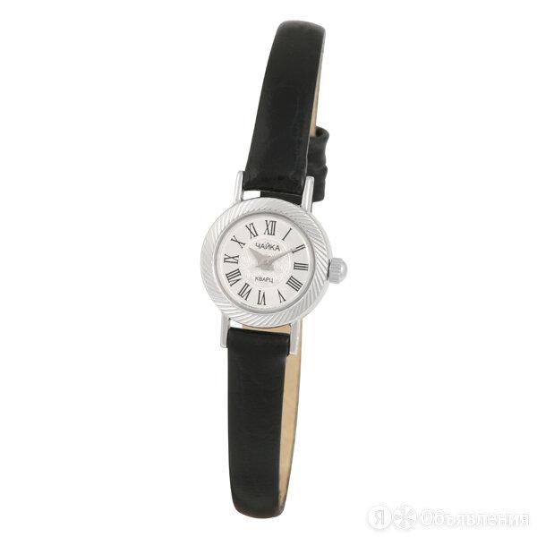 Часы наручные кварцевые женские серебро 925* 44100-3.221 по цене 9300₽ - Наручные часы, фото 0