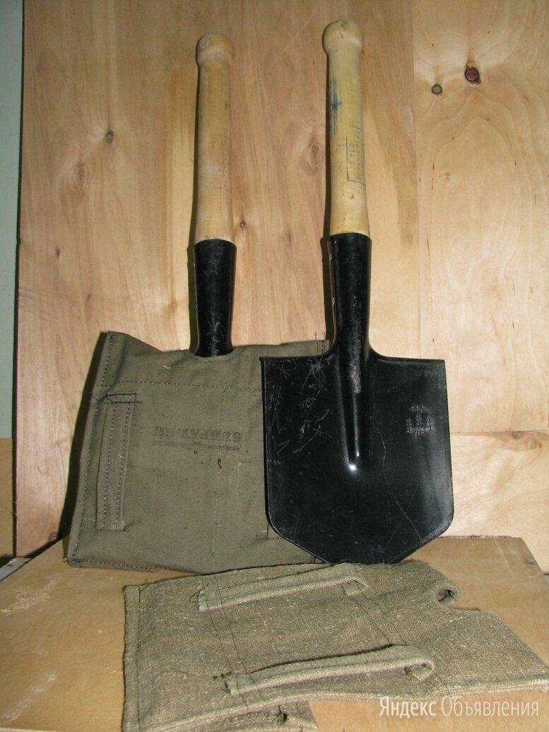 Малая саперная (пехотная) лопата мпл-50 по цене 500₽ - Лопаты, фото 0