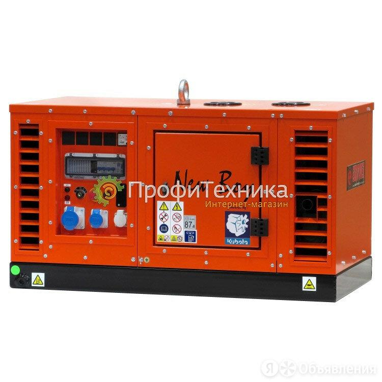 Генератор дизельный Europower EPS 73 DE по цене 689990₽ - Электрогенераторы и станции, фото 0