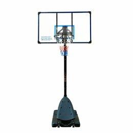 """Стойки и кольца - Мобильная баскетбольная стойка 54"""" DFC STAND54KLB, 0"""