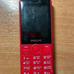 Мобильные телефоны - Philips Xenium E168, 0