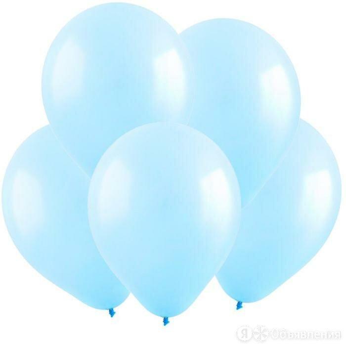 """Шар латексный 5"""", водные бомбочки, пастель, набор 100 шт., цвет светло-голубой по цене 605₽ - Средства от насекомых, фото 0"""