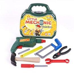 Детские наборы инструментов - Набор инструментов Орион Механик в чемоданчике, 8 предметов арт.386, 0