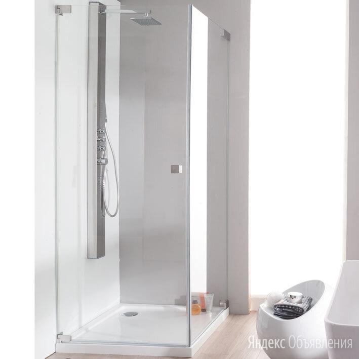 Krion ATTICA 2C Дверь для душа 90см. Sx, хром/прозрач. 8x200 S100142323 по цене 95230₽ - Комплектующие, фото 0
