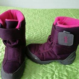 Ботинки - Продам обувь на девочку.,размер 34. В хорошем состоянии. , 0