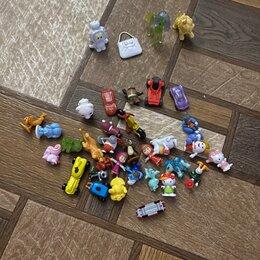 Киндер-сюрприз - Раритетные игрушки из киндер сюрприза, 0
