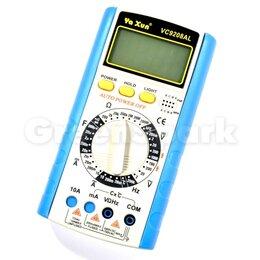 Измерительные инструменты и приборы - Мультиметр Ya Xun VC-9208AL / YX-9208AL, 0