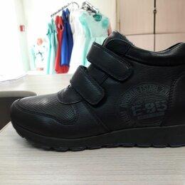 Ботинки - Ботинки для мальчика осень новые , 0