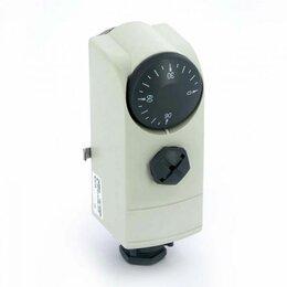 Электрический теплый пол и терморегуляторы - Термостат накладной на трубу отопления  0 °С - 90 °C, 0