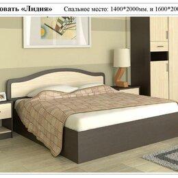 Кровати - Кровать двухспальная Лидия, 0