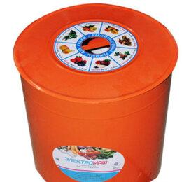 Сушилки для овощей, фруктов, грибов - Электросушилка для овощей и фруктов электромаш (4 уровня), 0