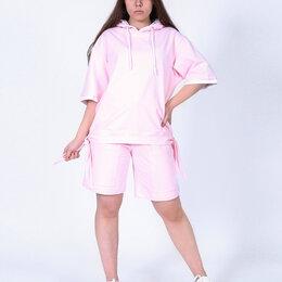 Спортивные костюмы и форма - Костюм спортивный подростковый для девочки. Цвет св.розовый. Stillini™, 0