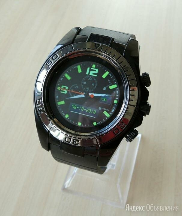 """""""Smart Watch SW007"""" по цене 1800₽ - Умные часы и браслеты, фото 0"""