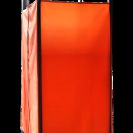 Души - Душ дачный Д-135-П (135л) с подогревом Вихрь, 0