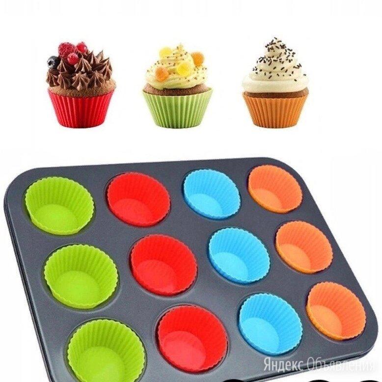 Металлическая форма для выпечки, 12 шт  по цене 500₽ - Посуда для выпечки и запекания, фото 0