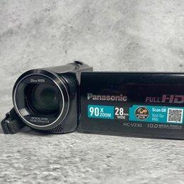 Видеокамеры - Видеокамера Panasonic HC-V230 FullHD, 0