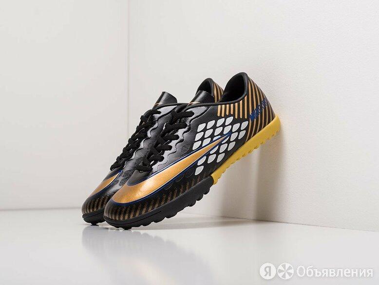 Футбольная обувь Nike Mercurial X по цене 1960₽ - Кроссовки и кеды, фото 0